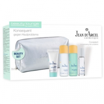 JEAN D`ARCEL, Consistent in combating skin problems