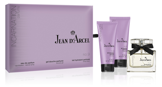 Jean D'Arcel INCARNATION parfums Nr. 9 Set