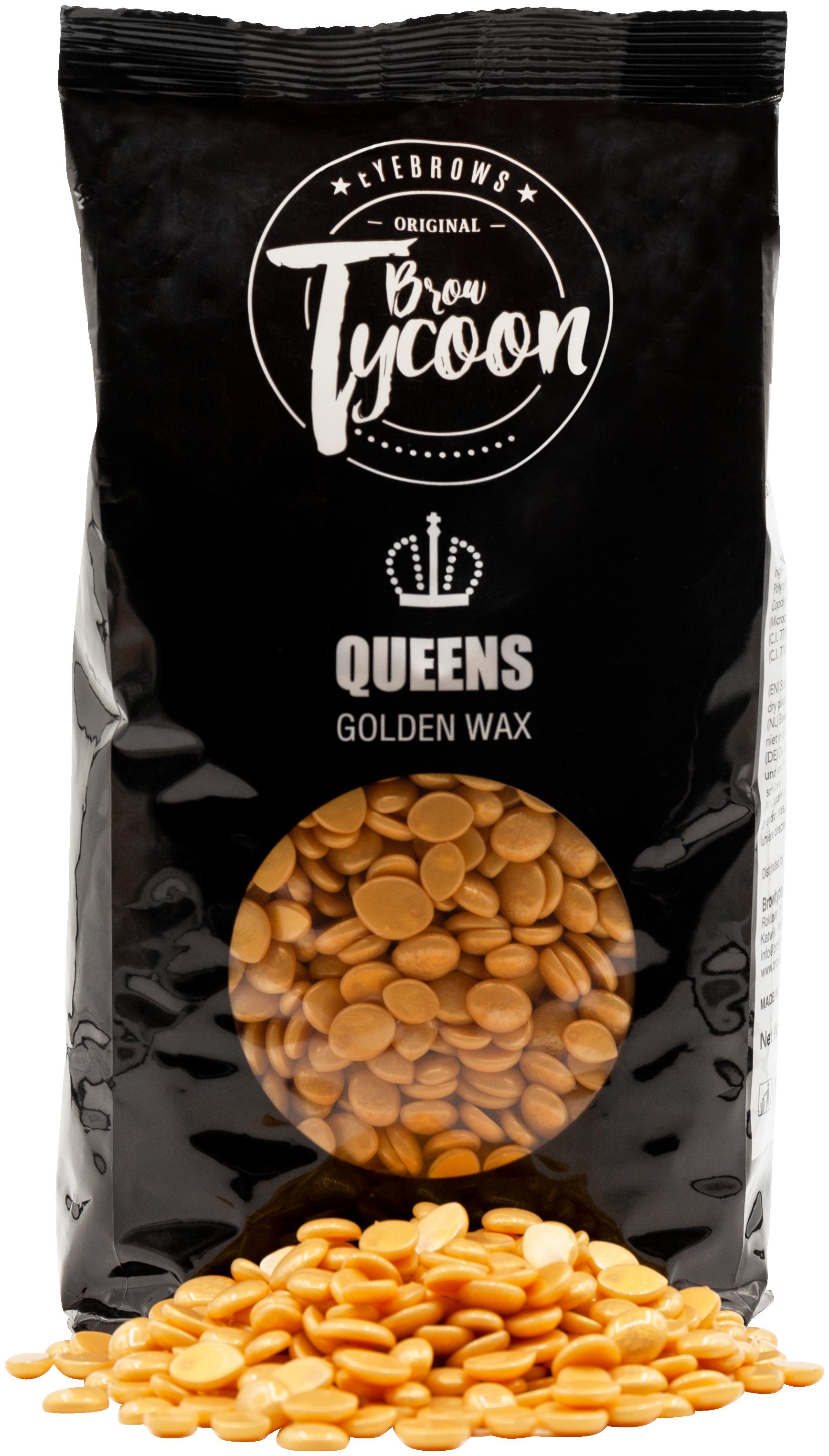 Browtycoon® Queens Goldenes Wachs