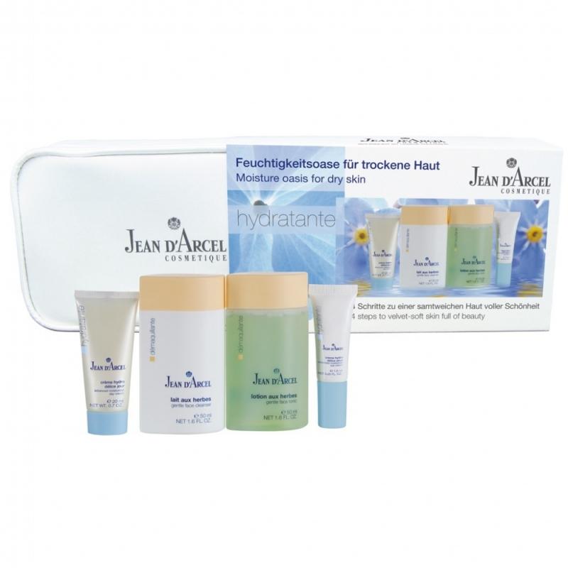 JEAN D`ARCEL Feuchtigkeitsoase für trockene Haut