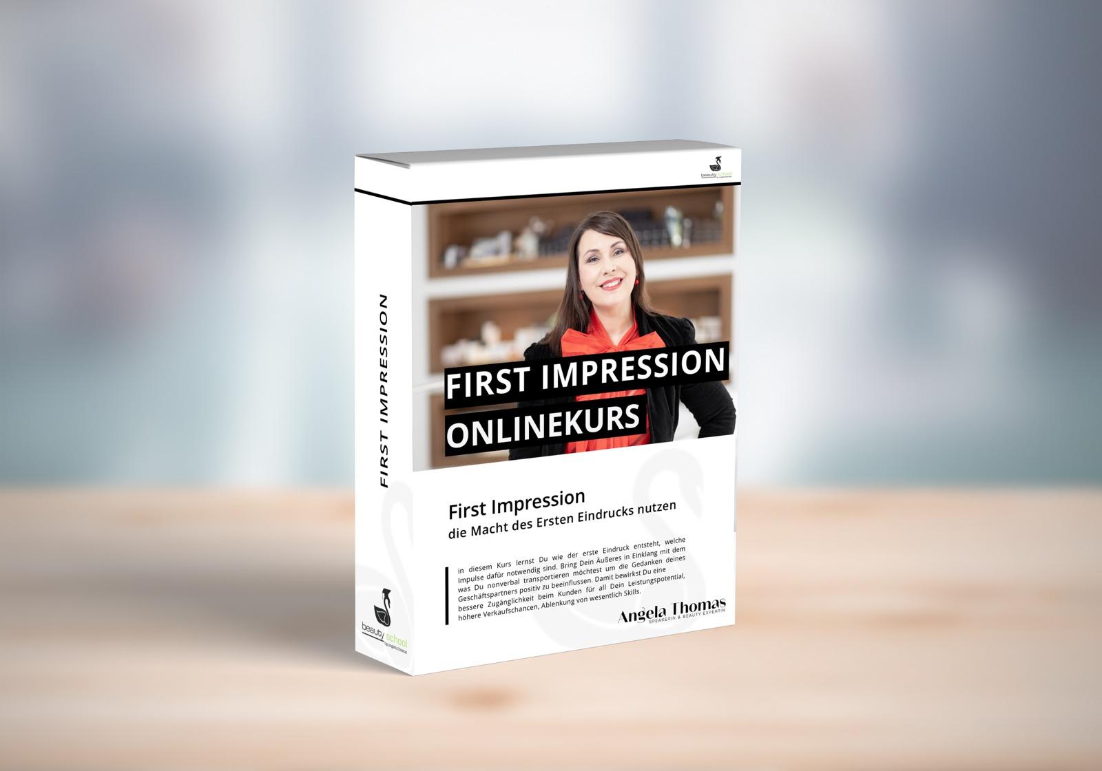 FIRST IMPRESSION ONLINEKURS