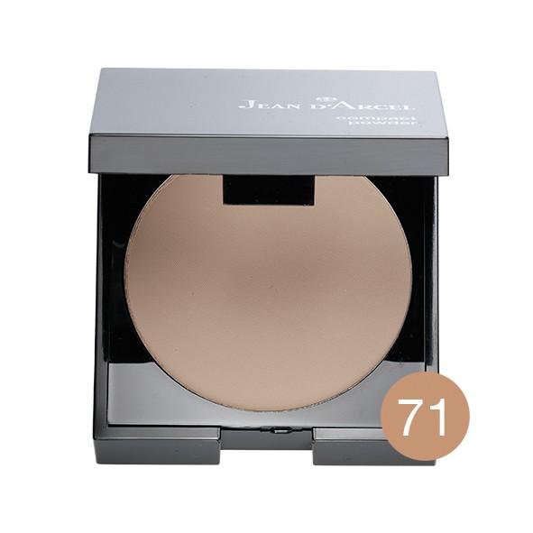 Compact powder no.71 sunny beige